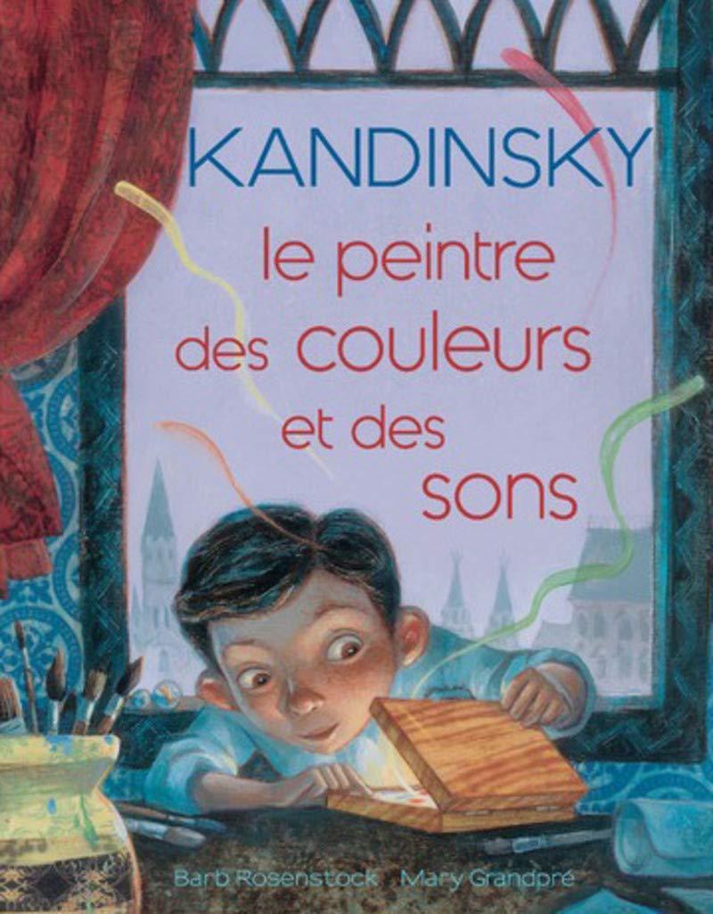 Kandinsky - couleurs - sons - médiation - art - jeunesse