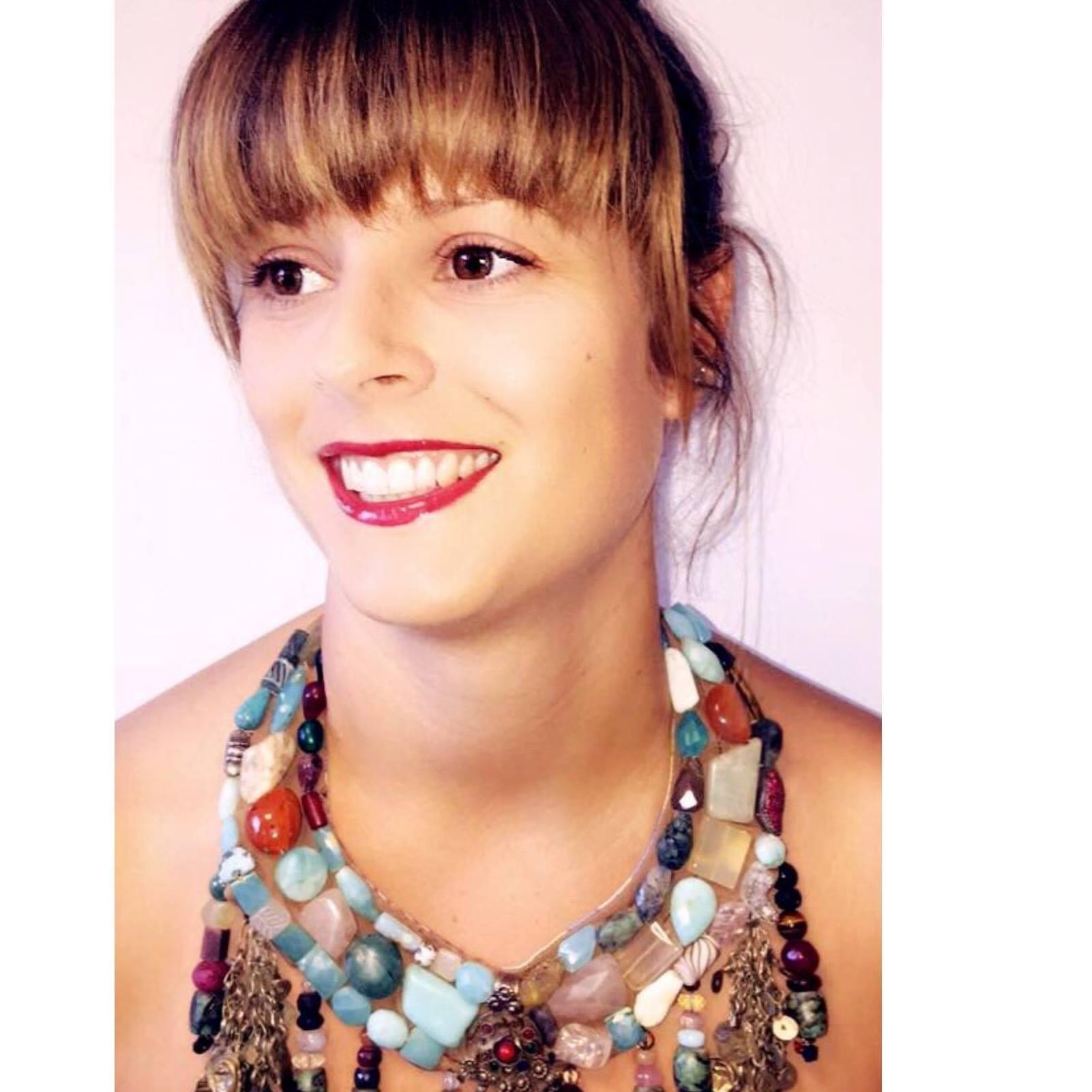 Photo Aline Bardet profil
