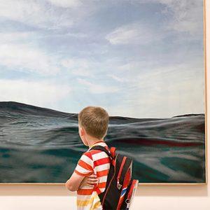 Épisode spécial_L'art et les enfants d'abord Getty / Gary John Norman